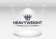 Heavyweight Jiujitsu Logo - Entry #3
