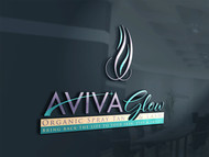 AVIVA Glow - Organic Spray Tan & Lash Logo - Entry #31