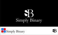 Simply Binary Logo - Entry #98