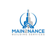 MAIN2NANCE BUILDING SERVICES Logo - Entry #120