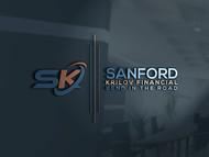 Sanford Krilov Financial       (Sanford is my 1st name & Krilov is my last name) Logo - Entry #266