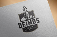 DEIMOS Logo - Entry #32