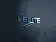 Elite Construction Services or ECS Logo - Entry #154