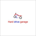 Hard drive garage Logo - Entry #179