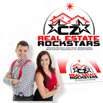 CZ Real Estate Rockstars Logo - Entry #117