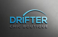 Drifter Chic Boutique Logo - Entry #156