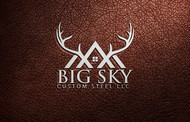 Big Sky Custom Steel LLC Logo - Entry #23