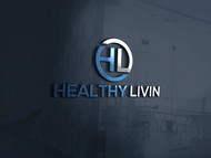 Healthy Livin Logo - Entry #247
