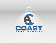 CA Coast Construction Logo - Entry #168