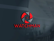 Watchman Surveillance Logo - Entry #155