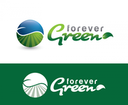 ForeverGreen Logo - Entry #82