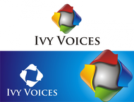 Logo for Ivy Voices - Entry #149