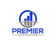 Premier Accounting Logo - Entry #106