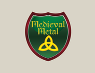 Medieval Metal Logo - Entry #23