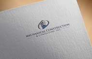 Mechanical Construction & Consulting, Inc. Logo - Entry #36