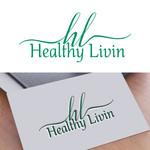 Healthy Livin Logo - Entry #55