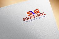 Solar Vinyl Graphics Logo - Entry #273
