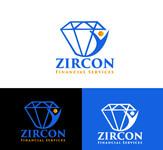 Zircon Financial Services Logo - Entry #124