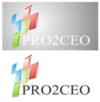 PRO2CEO Personal/Professional Development Company  Logo - Entry #43
