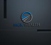 MGK Wealth Logo - Entry #84