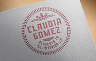 Claudia Gomez Logo - Entry #313
