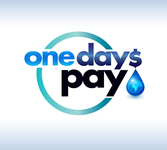 A Days Pay/One Days Pay-Design a LOGO to Help Change the World!  - Entry #70