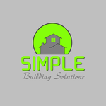 Simple Building Solutions Logo - Entry #39