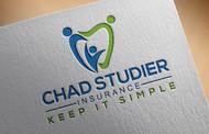 Chad Studier Insurance Logo - Entry #245
