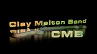 Clay Melton Band Logo - Entry #24