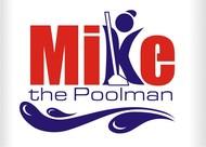 Mike the Poolman  Logo - Entry #105