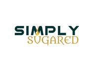 Simply Sugared Logo - Entry #54