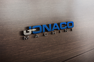Jonaco or Jonaco Machine Logo - Entry #158