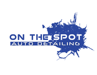 On the Spot Auto Detailing Logo - Entry #46