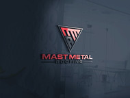 Mast Metal Roofing Logo - Entry #194