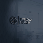 TRILOGY HOMES Logo - Entry #112