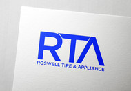 Roswell Tire & Appliance Logo - Entry #107
