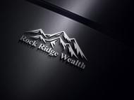 Rock Ridge Wealth Logo - Entry #211