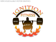 Ignition Fitness Logo - Entry #22