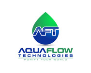 AquaFlow Technologies Logo - Entry #83