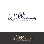 williams legal group, llc Logo - Entry #265