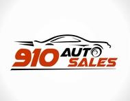 910 Auto Sales Logo - Entry #97