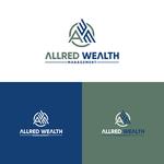 ALLRED WEALTH MANAGEMENT Logo - Entry #673