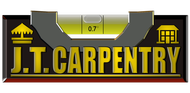 J.T. Carpentry Logo - Entry #2