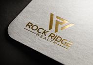 Rock Ridge Wealth Logo - Entry #269