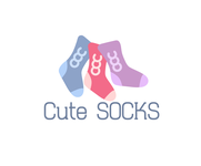 Cute Socks Logo - Entry #144