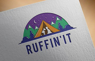 Ruffin'It Logo - Entry #20