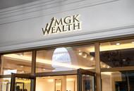 MGK Wealth Logo - Entry #365
