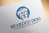 Bearded Dog Wholesale Logo - Entry #109