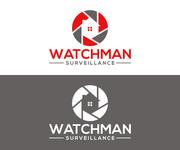 Watchman Surveillance Logo - Entry #159