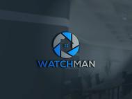 Watchman Surveillance Logo - Entry #100
